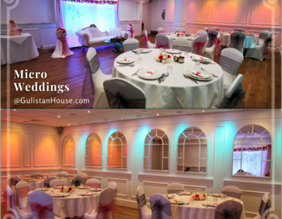 Micro Weddings :: COVID Secure Weddings